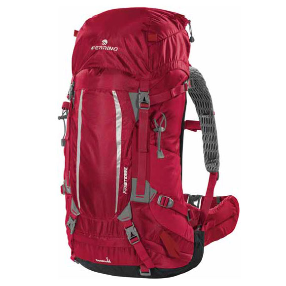 Ženski rančevi FERRINO Planinarenje - OUT RANAC BACKPACK FINISTERRE 30 LADY BRICKY 75576EMM