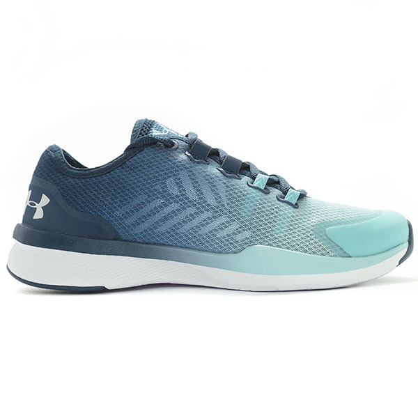 Ženske patike UNDER ARMOUR Fitnes - TRN PATIKE UA W CHARGED PUSH TR SEG 1285796-953