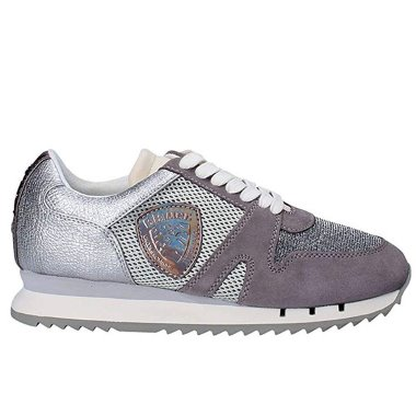 3248f5518db6 Ženske patike BLAUER Lifestyle - LFS PATIKE WOMAN SHOES 8SMADISON02-GRY