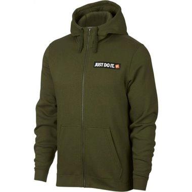 27312dec45f7 Muški duksevi Nike Lifestyle - LFS DUKS M NSW HBR HOODIE FZ FLC 928703-395