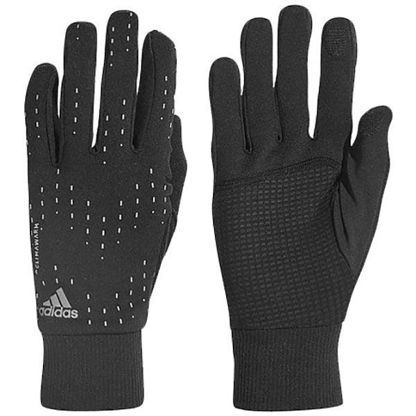Unisex rukavice Adidas Trening - RUN RUKAVICE RUN GLOVES CY6087
