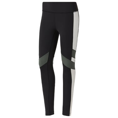Ženske helanke Reebok Trening - TRN HELANKE LUX COLOR BLOCK TIGHT D94129